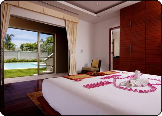 Rv Three Bedroom Private Pool Vila Phuketvillarentals